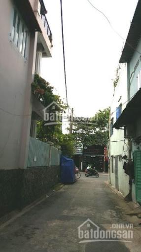 Bán nhà HXH Gò Dầu, P Tân Quý, 4,02x12m, 1 trệt, 1 lửng, nhà đẹp, 4,4 tỷ