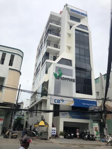 Cho thuê 120m2 văn phòng tại 75 Hồ Hảo Hớn, phường Cô Giang, q1, giá 55tr. LH 0986562744
