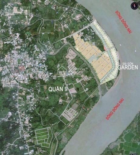Đất xây biệt thự vườn Bán Đảo Kim Cương Q9, chỉ 21 triệu/m2, LH: 0909686046 đặt chỗ 300 triệu/lô