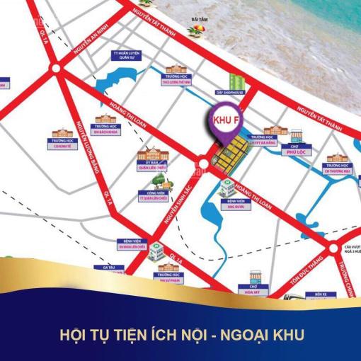 Bán đất nền trung tâm quận Liên Chiểu, song song Nguyễn Sinh Sắc chỉ 38 tr/m2, đường 10m5, Đông Nam