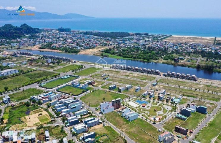 Đất Xanh mở bán phân khu cuối cùng dự án Đà Nẵng Pearl sản phẩm ven biển tựa sơn hướng thủy