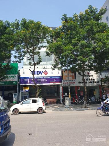 Bán nhà mặt phố Thái Thịnh, quận Đống Đa, Hà Nội. Diện tích 110m2, 6 tầng, Mt 7m