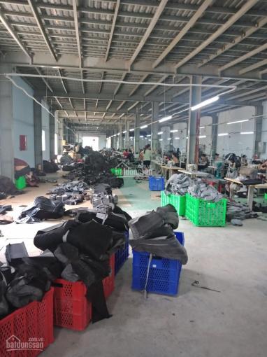 Bán kho xưởng 14x72m, 1089m2 mặt đường nhựa, XD 1500m2, đã hoàn công 2 mặt tiền, có phòng cháy