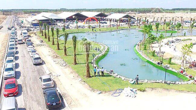 Mega City 2 đất nền Nhơn Trạch, đón cầu Cát Lái, chỉ từ 735tr/nền, LH 0938434950