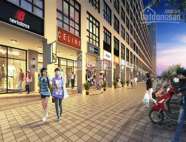 Cho thuê mặt bằng 180m2 tầng 1, mt 9m trên phố Vạn Phúc, gần Lotte. Lh 0903 226 595