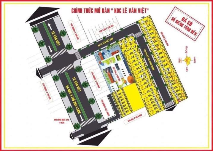 Chính chủ tôi bán lô đất A1, hẻm 568, Lê Văn Việt, ngay ngã 3 Mỹ Thành, P. Long Thạnh Mỹ, Q9