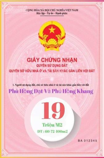 Dự án F0, mặt tiền đường ĐT 743, phường Bình Chuẩn, thị xã Thuận An, Bình Dương. LH: 0938222126