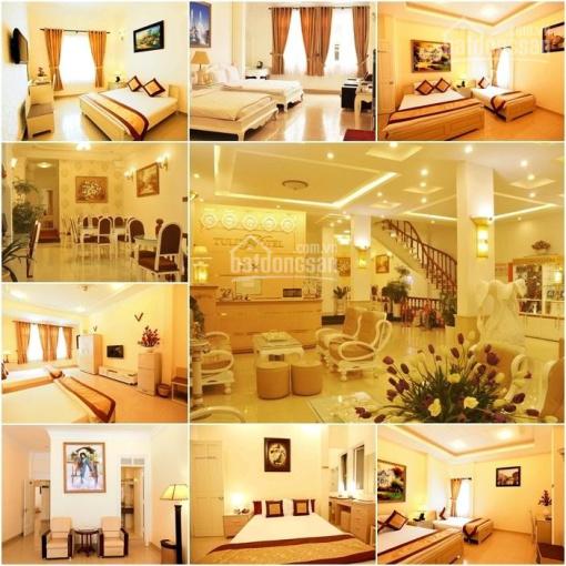 Cần bán gấp khách sạn 2 sao ngay sân bay P2, QTân Bình, DT: 13x21m, KC 8 lầu, 30p. Giá 65 tỷ