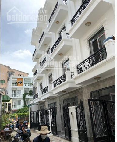 Nhà đường Huỳnh Văn Nghệ, p15, Tân Bình 4,2mx 13m trệt + 3 lầu hẻm 5m full nội thất giá 4,85 tỷ