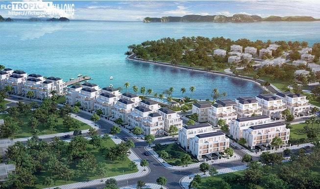 Chính chủ bán lỗ shophouse dự án FLC Tropical Hạ Long
