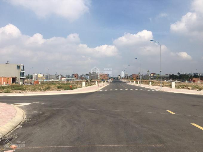 Đất Phú Hồng Thịnh 9, đường phân khu N4, rộng 22m, diện tích 110m2 sổ hồng riêng