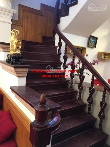 Bán nhà phân lô ngõ 91 Nguyễn Chí Thanh 45m2, xây 5 tầng 7,5 tỷ ngõ 2 ô tô tránh nhau ô tô vào nhà