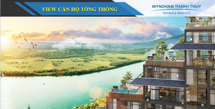 Condotel 5* khoáng nóng Wynham Thanh Thủy, cam kết LS 12%/năm, giá chỉ 800tr/căn, LH: 0982 553 975