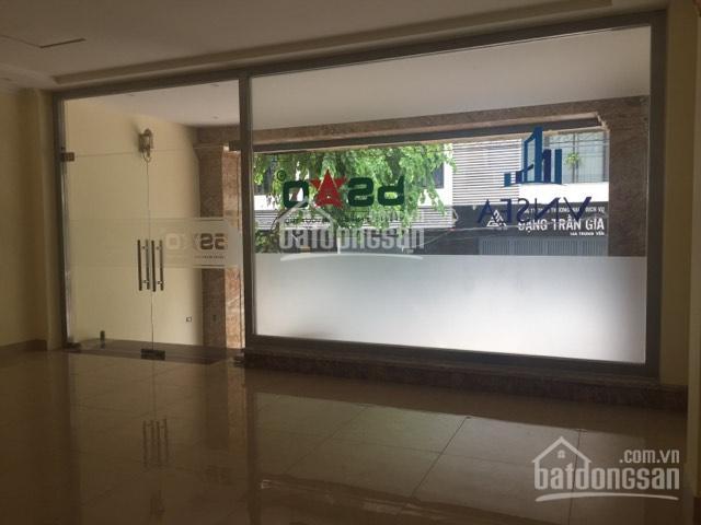 Cho thuê tầng 1 trong tòa nhà 8 tầng tại Trung Yên 6. DT 60m2 giá 16tr/tháng
