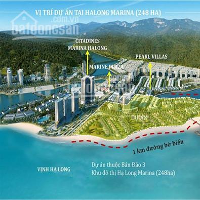 Chính thức nhận cọc dự án Grand Bay Villas, liên hệ 0989630686
