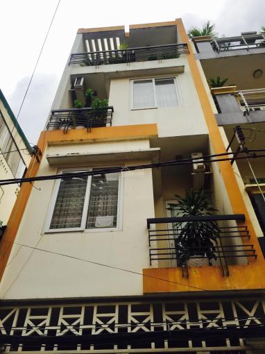Bán nhà CMT8 gần ngay Cư Xá Tự Do, phường 5, Tân Bình, DT 4 * 16m, 2 lầu + ST hẻm xe hơi 6m