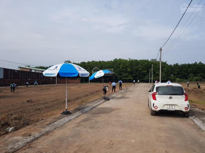 Bán đất ngay Thủ Khoa Huân, Bình Chuẩn, Thuận An, Bình Dương, giá 1,1 tỷ 64m2 ngang 5m