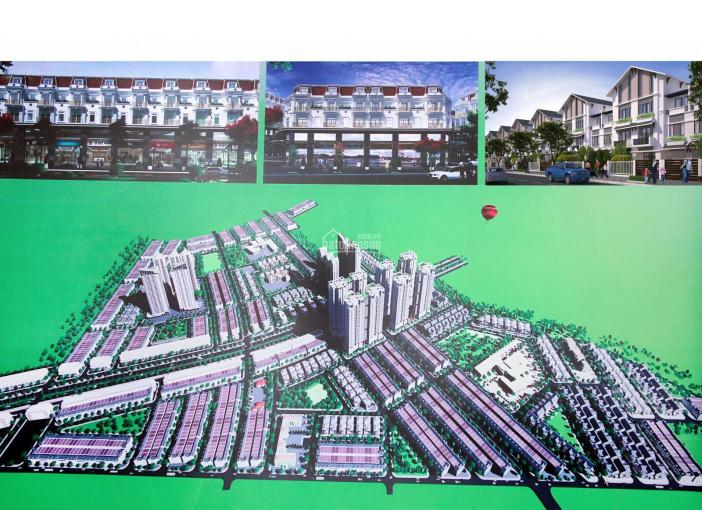 Phân phối liền kề biệt thự khu A, B, C, D Geleximco Lê Trọng Tấn, giá cho đầu tư