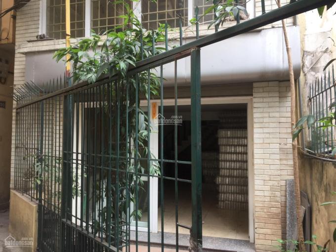 Cho thuê nhà nhà ngõ 178 Tây Sơn, đối diện đại học Công Đoàn 45m2, xây 5 tầng