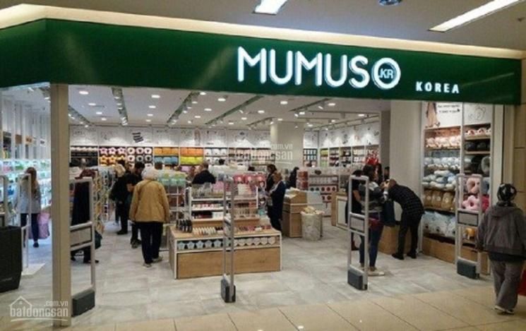 Mumuso cần thuê nhiều nhà ở các quận trung tâm TP.HCM để làm cửa hàng