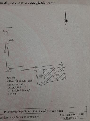 Chính chủ cần bán 50m đất viên ngoại đặng xá gia lâm dất hình chữ nhật ngõ trước đất 2.5m .