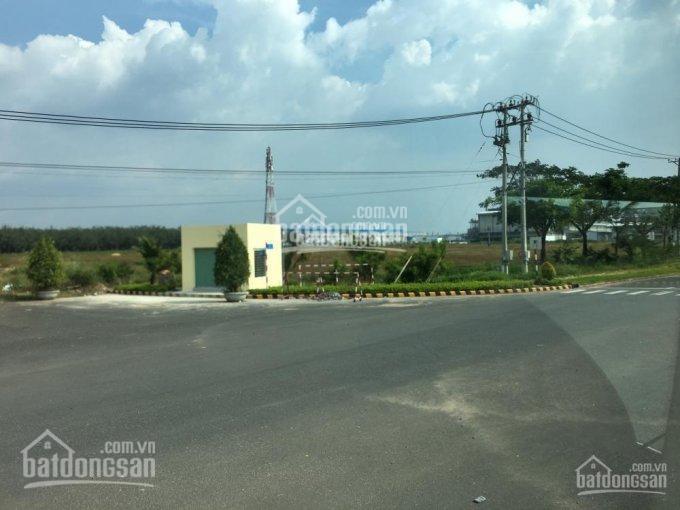 Bán gấp đất MT Lý Thái Tổ, Nhơn Trạch, gần chợ Đại Phước, giá 890tr/nền 100m2, SHR, LH: 0778153266