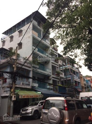 Bán gấp nhà MT đường Ký Con, P. Nguyễn Thái Bình, Q1, 4x16m, giá 36 tỷ