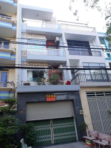 Mặt tiền đường Tân Khai 4x20m, 2 lầu, gần Chợ Rẫy giáp Q5 Q10