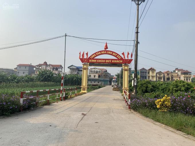 Chính chủ cần bán 50m2 đất thổ cư thôn Linh Quy Bắc, Kim Sơn, Gia Lâm. LH: 0984.965.589