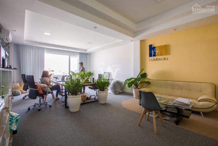 Cho thuê văn phòng giá rẻ quận Bình Thạnh, DT: 55m2, MT Ung Văn Khiêm