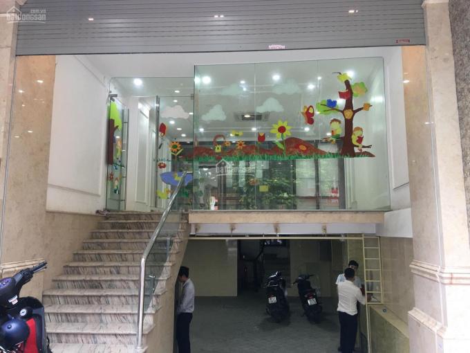 Cho thuê mặt bằng tầng 1 làm siêu thị, cửa hàng trưng bày, MB kinh doanh mặt phố Hoàng Ngân