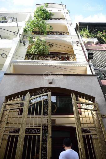 Nhà đẹp 4 x 14m, trệt 3 lầu, sân thượng, kiến trúc Châu Âu, giá 17.5 tỷ. Số ĐT LH 0933.12.6163