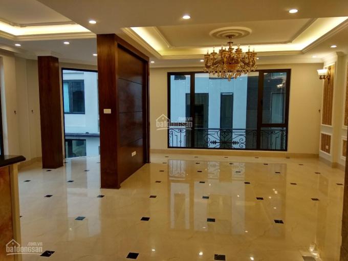 Bán nhà mặt phố Mạc Đĩnh Chi, Nguyễn Khắc Hiếu, Ba Đình 85m2x4T mặt tiền 8m  mới tinh, giá 18,5 tỷ
