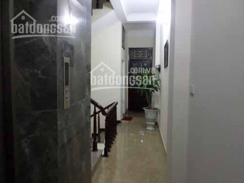 Chính chủ bán nhà 7 tầng có thang máy phố Đội Cần, gần Lăng Bác Giang Văn Minh 76m2x7t nhà đẹp
