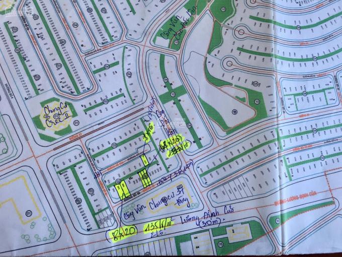 Bán đất suất ngoại giao An Phú Q2 Cao Đức Lân giao Lương Định Của, giá 135tr/m2 (8x16m) XD ngay
