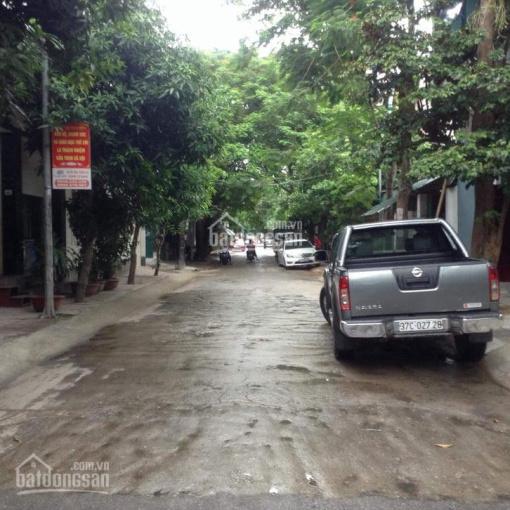 Bán đất mặt đường Nguyễn Thị Định có nhà tạm 2 tầng. LH: 0927066355