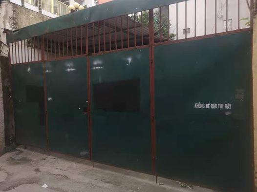 Cần bán nhà tại ngõ 29 Võng Thị. LH: 0366667582