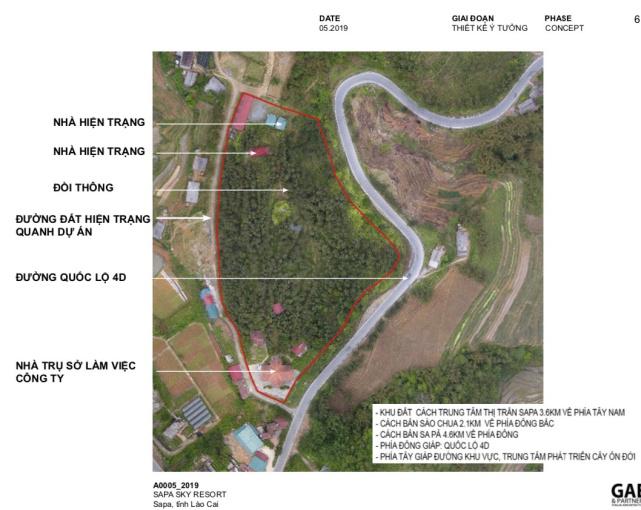 Cần bán dự án resort diện tích 2,5ha vị trí đẹp nhất Sa Pa. Liên hệ Mr Trung 0933149999