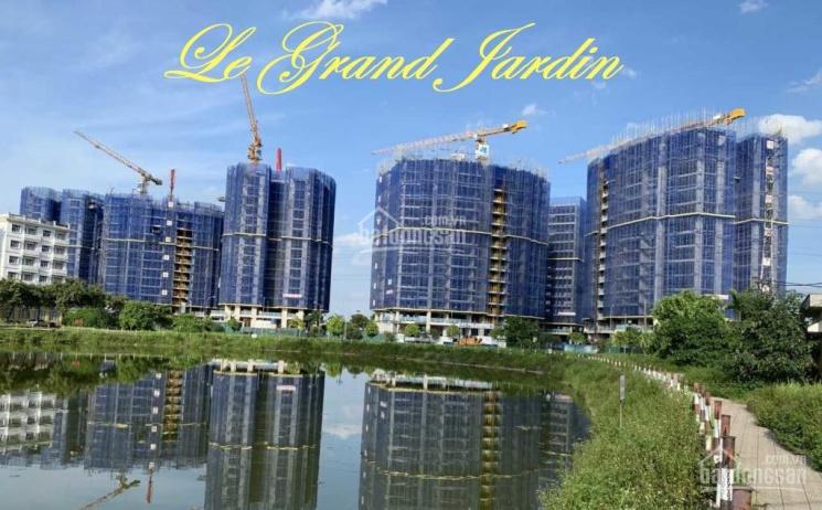 Dự án Le Grand Jardin - CĐT BRG uy tín - không gian sống tốt bậc nhất khu vực Long Biên