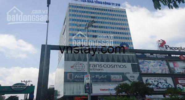 Cho thuê văn phòng Pico Plaza với giá thuê hấp dẫn đường Cộng Hòa Tân Bình
