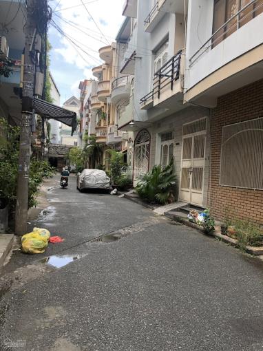 DT: 8 x 16.5m. Nhà bán Cư xá Phú Hòa - Lạc Long Quân, P5