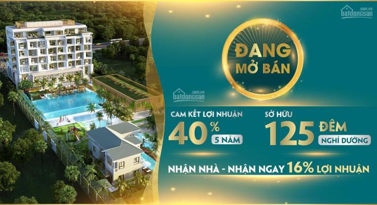Bán nhanh đợt đầu condotel Parami Hồ Tràm, 14 căn chính sách ưu đãi, giá 880 triệu là sở hữu ngay