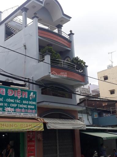 Nhà mặt tiền đường Trần Quý, Phường 6, Quận 11. Giá 16.5 tỷ