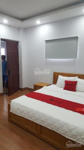 Cho thuê nhà mặt tiền đường Huỳnh Tấn Phát, Quận 7. DT: 5x30m nở hậu 7m trệt 7 lầu 130tr/tháng