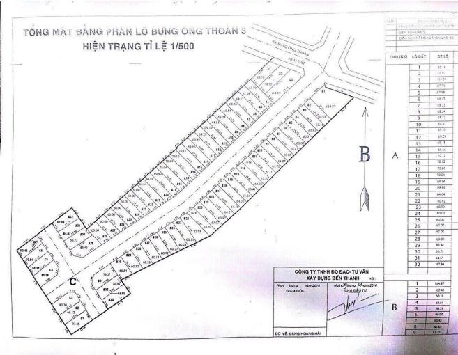 Bán đất KDC SamSung Village, đã có sổ, giá hấp dẫn