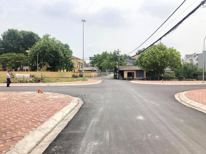 Cần bán nhanh lô đất 75m2 tại tổ dân phố Voi Phục, Trâu Quỳ, Gia Lâm