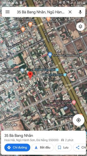 Bán nhà kiệt ô tô đường Bà Bang Nhãn tặng nhà cấp 4 có 3 phòng ngủ, Ngũ Hành Sơn, Đà Nẵng