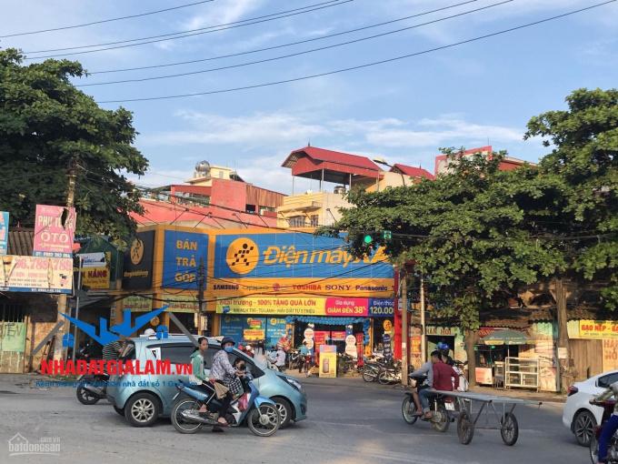 Bán 80m2 đất kinh doanh ngay mặt đường Phố Sủi, Phú Thị, Gia Lâm. LH 097.141.3456