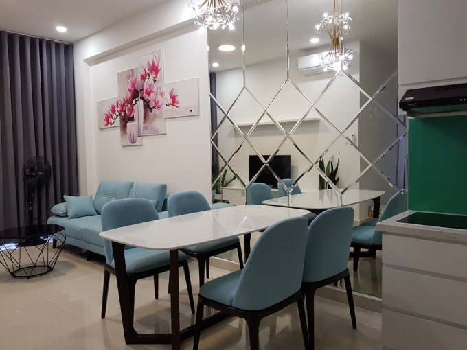Cho thuê căn hộ The Sun Avenue, quận 2, giá 16tr/tháng. LH. 0938775174