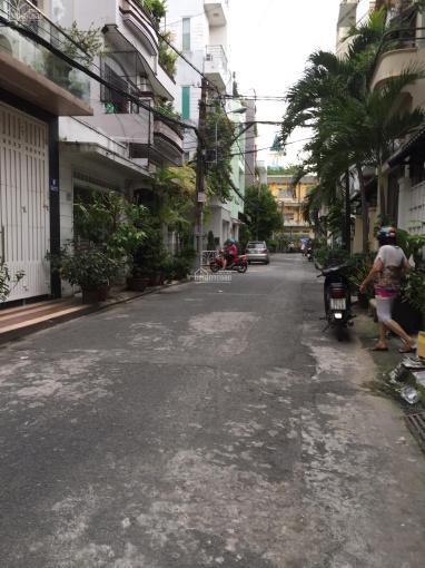 Bán nhà hẻm xe hơi 8m Bùi Thị Xuân P. 3 Tân Bình - DT: 4.6x28m, nhà mới 4 tầng đẹp hiện đại